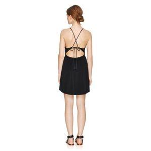 Aritzia Wilfred Reike dress